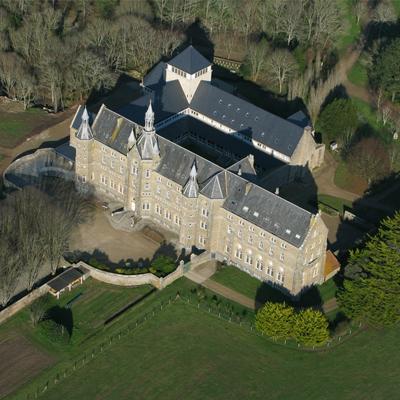 Abbaye<br>Saint Michel<br>de Kergonan