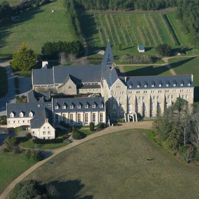 Abbaye<br>Sainte Anne<br>de Kergonan