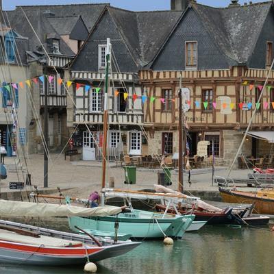 Port de <br/> St Goustan<br>à Auray