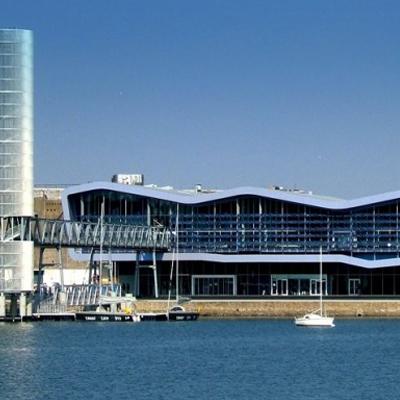 Cité de la Voile<br/>de Tabarly <br/> à Lorient