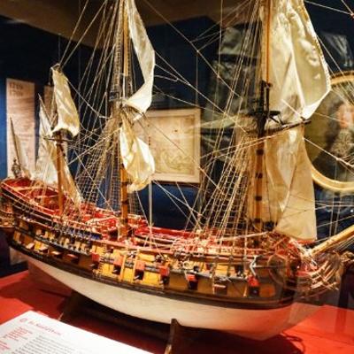 Musée de la Compagnie  <br/>des Indes