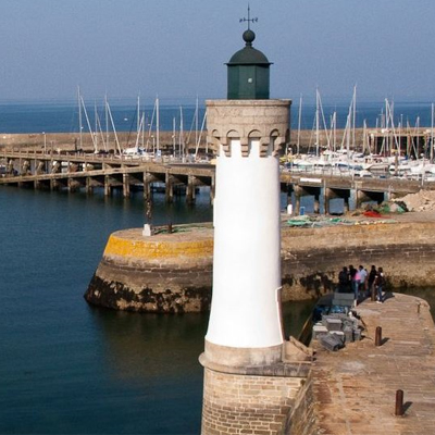 Port Haliguen<br>à St Pierre  <br/>de Quiberon