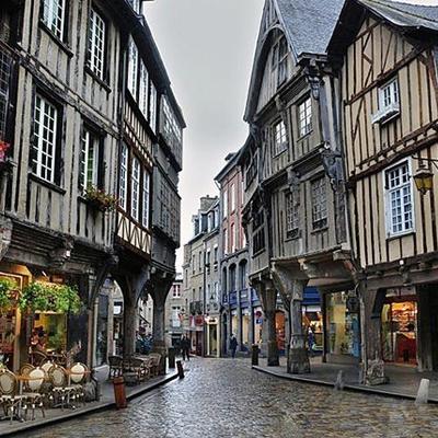 Vieille ville <br/>de Vannes