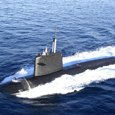 Sous-marin<br>de Lorient